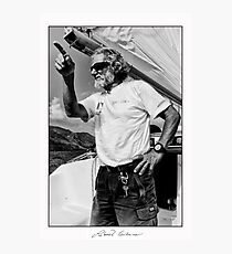 A great Sailor Photographic Print