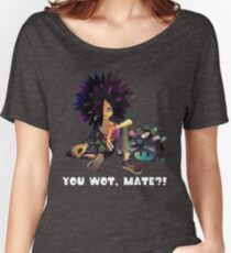Splatoon! Spyke  - YOU WOT, MATE?! Women's Relaxed Fit T-Shirt
