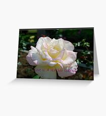 Calendar Rose - July Greeting Card