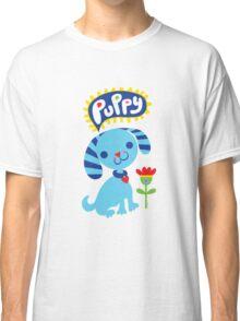 Cute Puppy Classic T-Shirt