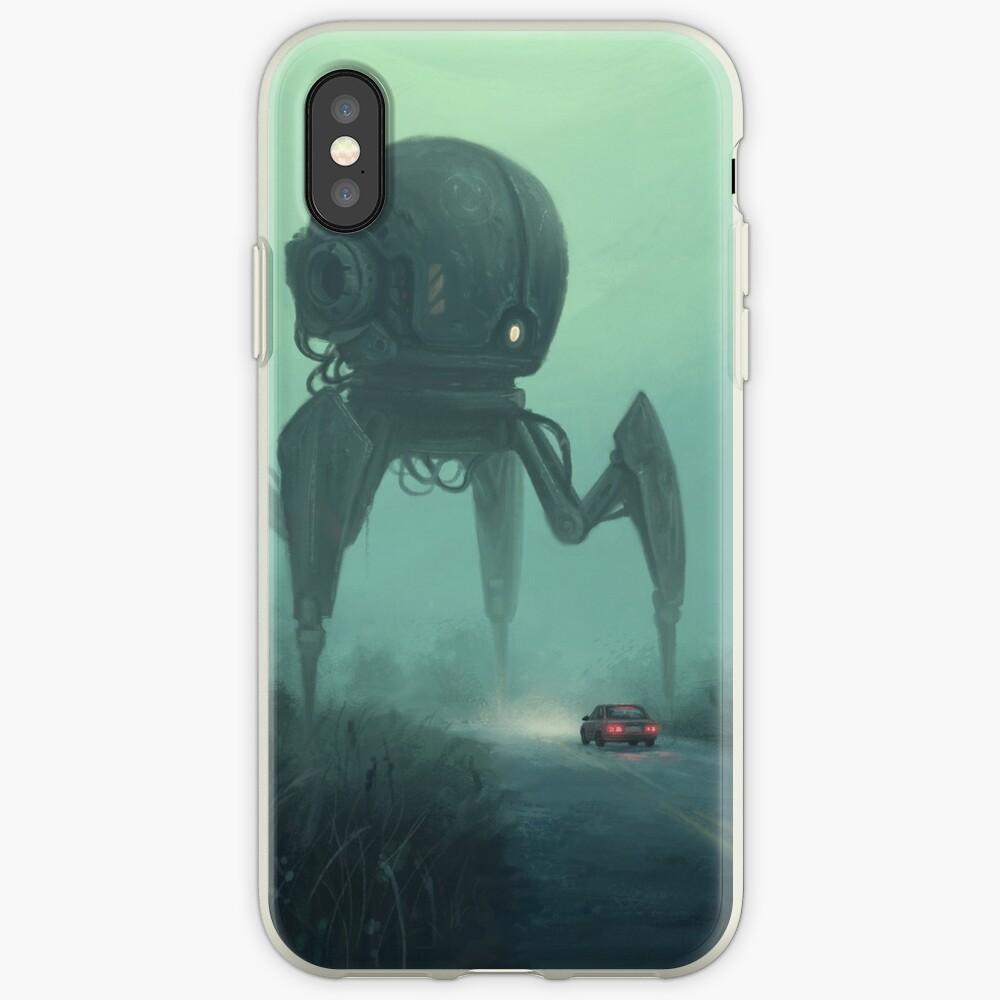 Unusual Tourist.  iPhone Case & Cover