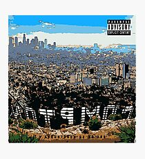 Compton The Soundtrack Photographic Print