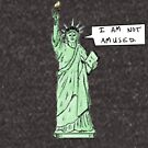 Lady Liberty is not amused by Jon Gary