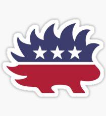 Libertarian Party Sticker