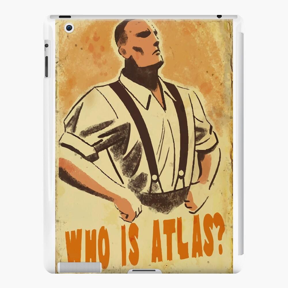 Wer ist Atlas? iPad-Hüllen & Klebefolien