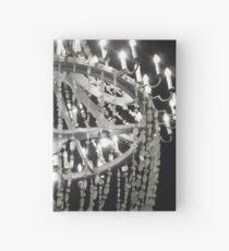 The Chandelier From An Underground Cathedral in Poland Hardcover Journal