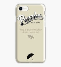 Puzzles - How I Met Your Mother iPhone Case/Skin