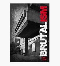 Brutalism #2 Photographic Print