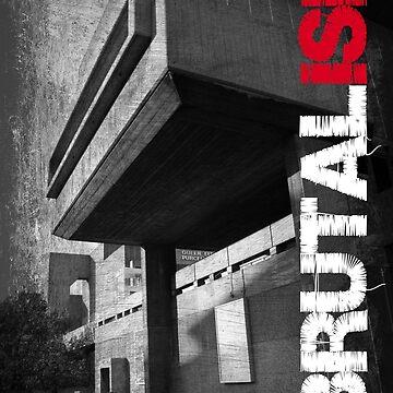 Brutalism #2 by vastasquoheem