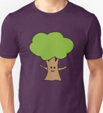Cute tree geek funny nerd Unisex T-Shirt