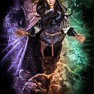 weiße Hexe von Vera-Adxer