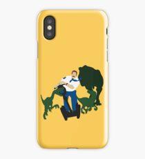 Jurassic Blart iPhone Case/Skin