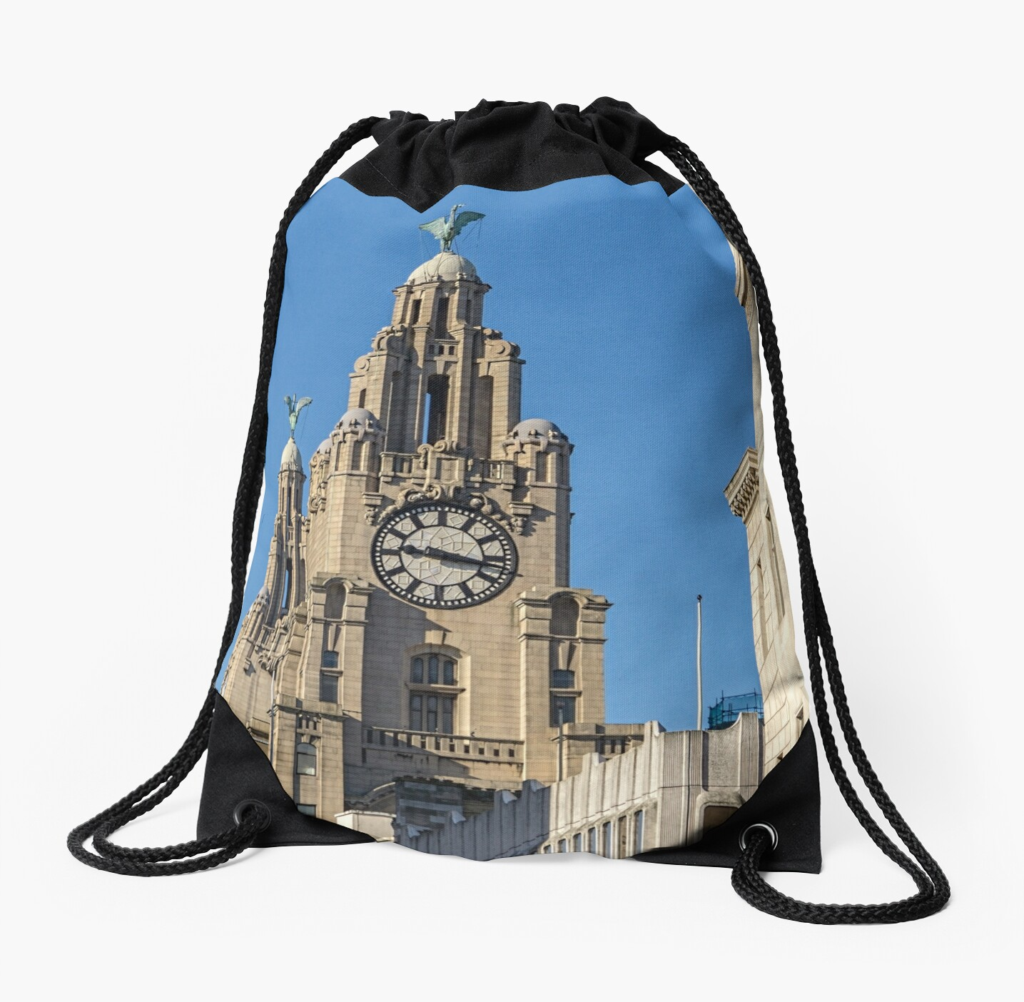 Royal Liver Building, Liverpool by Beverley Goodwin