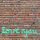My Love on the Wall by lamiel