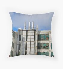 """""""Detroit's Old and Forgotten"""" Throw Pillow"""