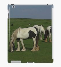 Shire Horses iPad Case/Skin
