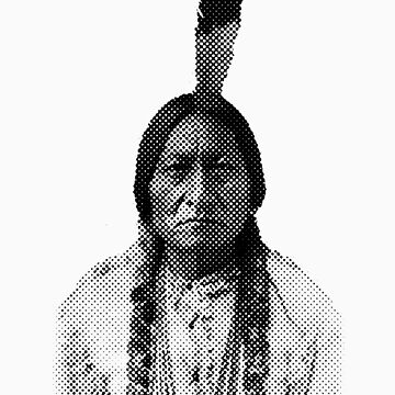 Sitting Bull by stuartist