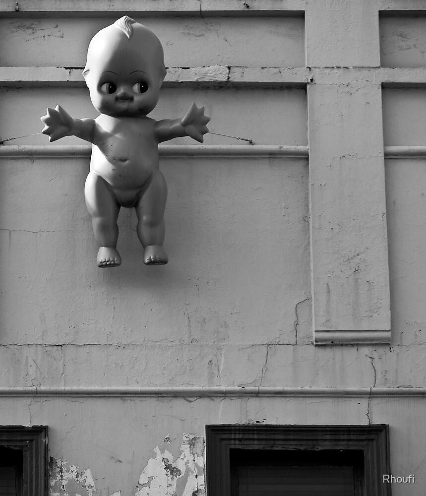 Creepy Kewpie by Rhoufi