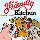 Animal Friendly Kitchen by VeganStreet