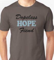Camiseta unisex Dopeless Hope Fiend