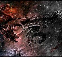 Ouroboros by Gail Bridger