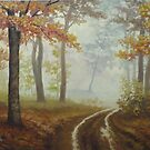 mud and mist by edisandu