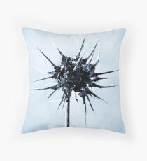Aggressiveness Throw Pillow