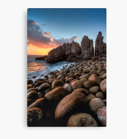 Broken Canvas Print