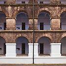 Port Blair Jail by Nickolay Stanev