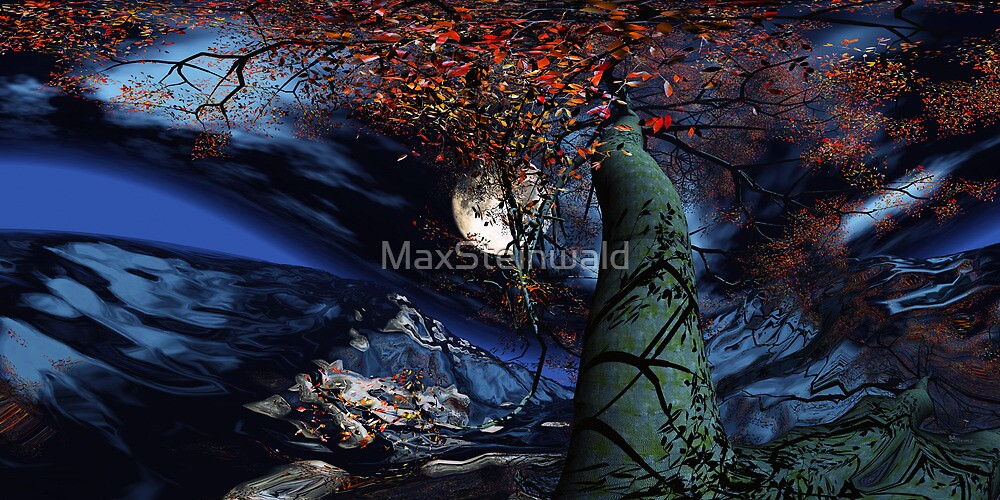 Magic Tree of the Dream by MaxSteinwald