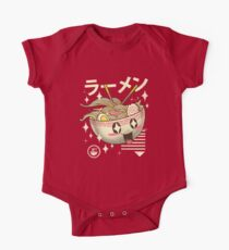 Kawaii Ramen Short Sleeve Baby One-Piece