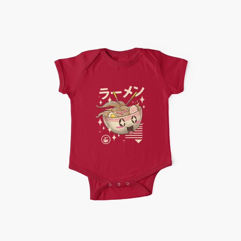 Kawaii Ramen Baby One-Pieces
