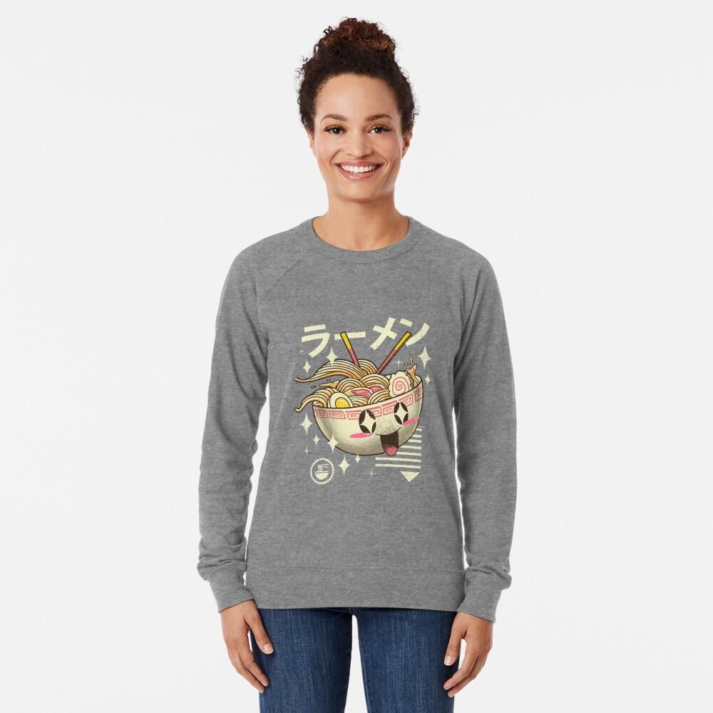 Kawaii Ramen Lightweight Sweatshirt