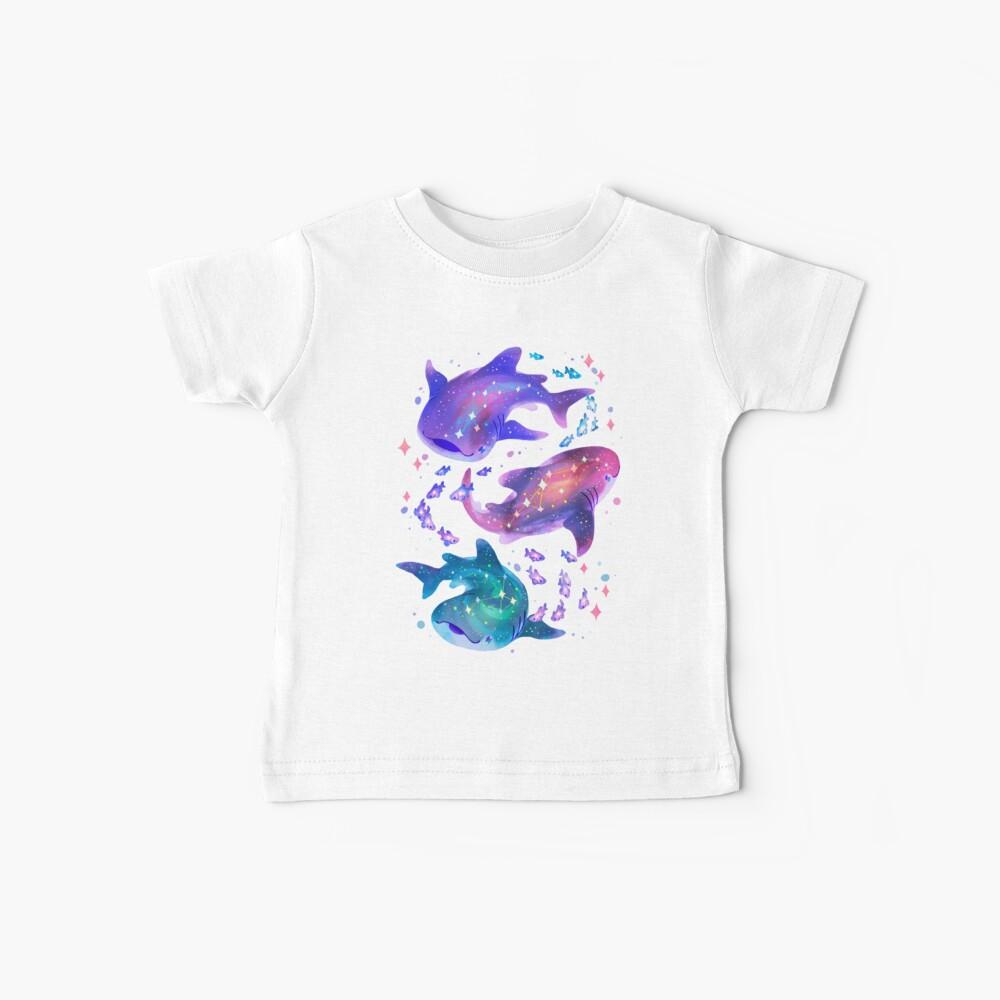 Cosmic Whale Shark Baby T-Shirt