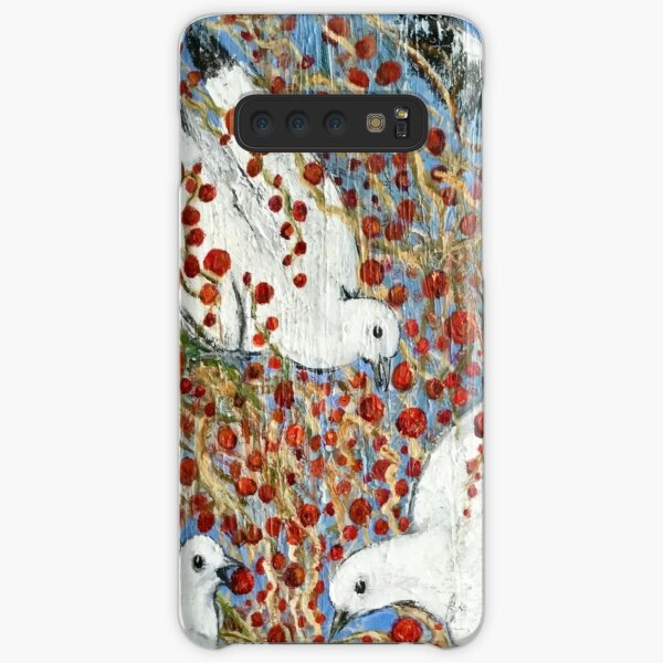 Yummy Red Picking  Samsung Galaxy Snap Case