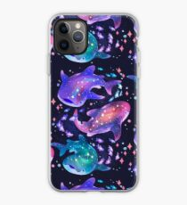Cosmic Whale Shark iPhone Case