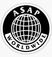 Asap Mob Sticker
