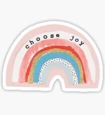 choose joy happy positivity vsco cute saying aesthetic quote Sticker