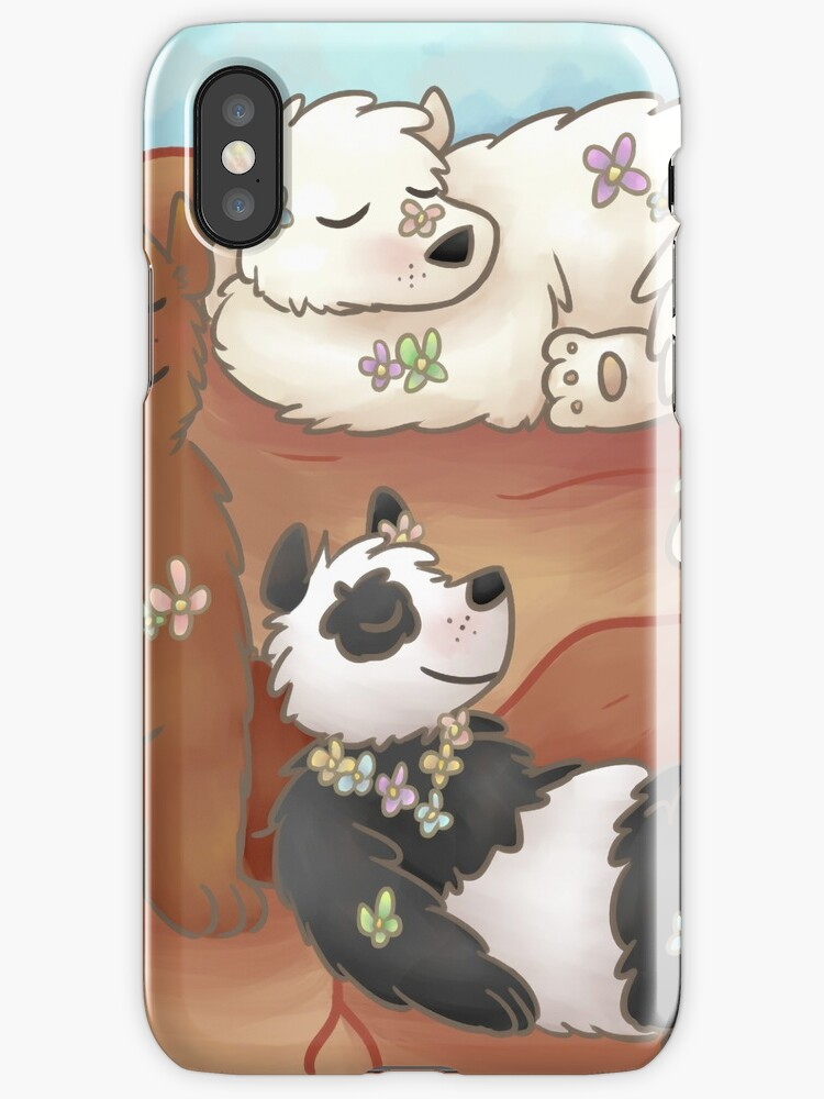 bear iphone case quot we bare bears quot iphone cases amp covers by samoorott redbubble 10236