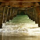 Coogee Beach Pier ~ Western Australia by EverChanging1