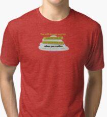 Infinite Jest Tri-blend T-Shirt