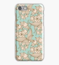 Vector other flowers seamless decorative pattern iPhone Case/Skin
