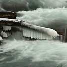 The Icy Rush by fototakerTony