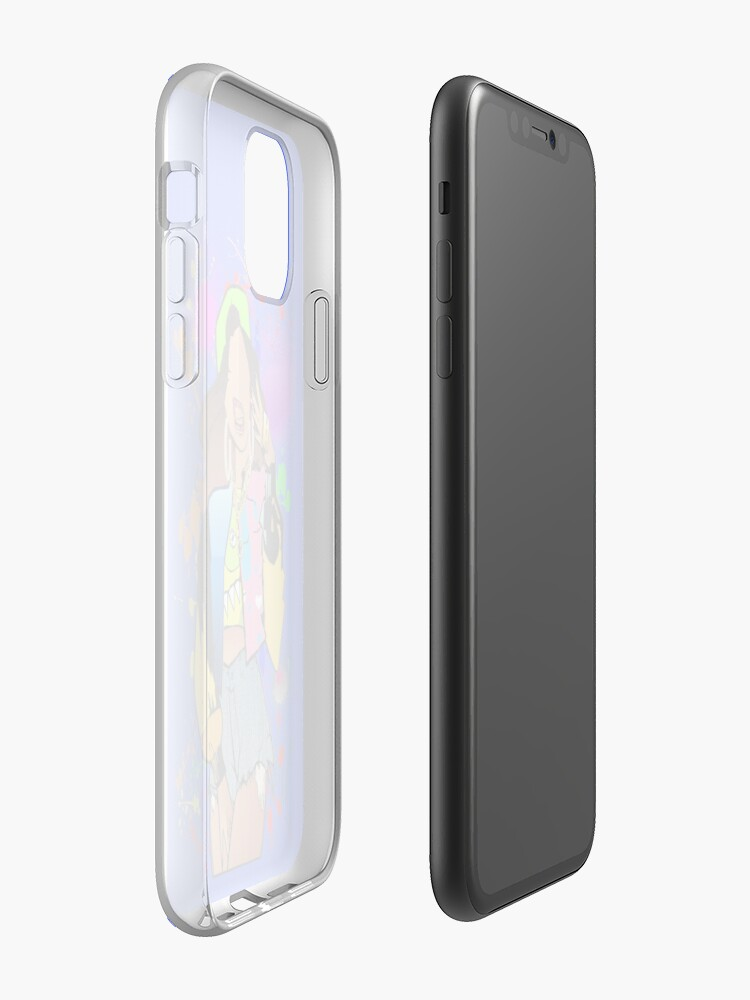 coque iphone 8 plus zadig - Coque iPhone « Chut », par mensijazavcevic