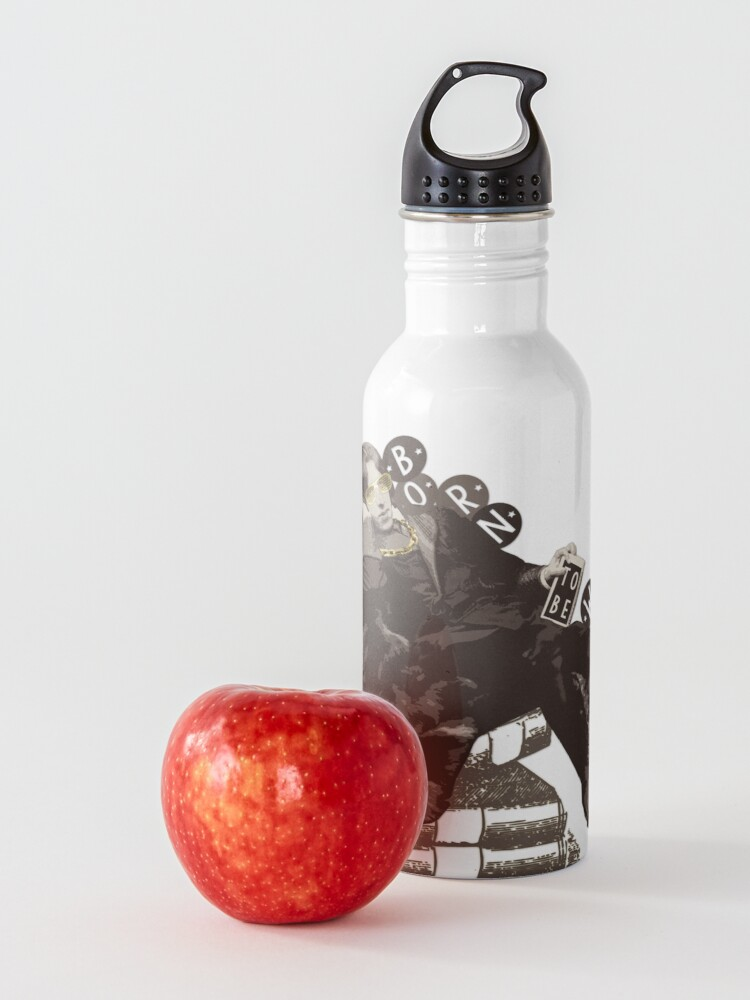Alternate view of BORN TO BE WILD Water Bottle