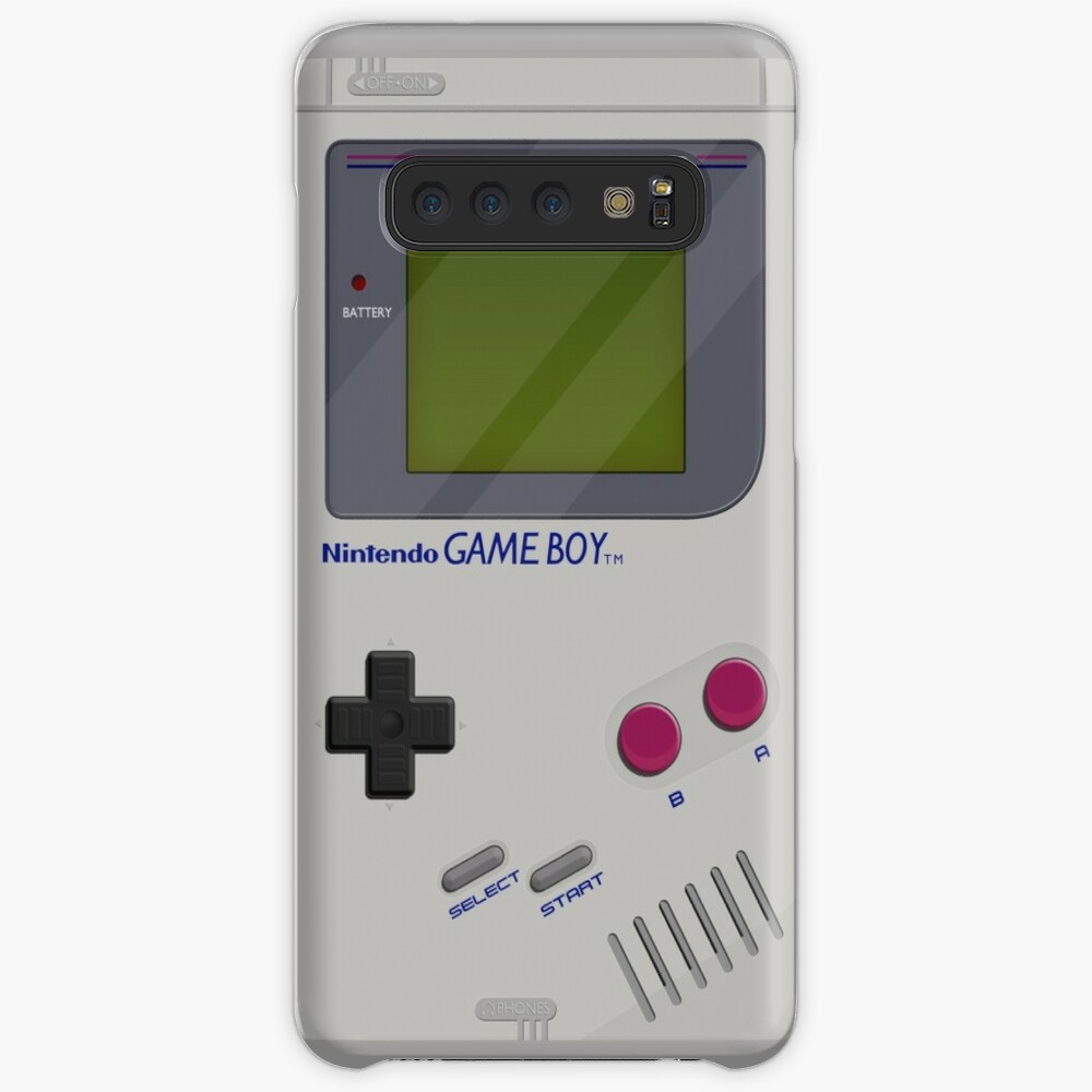 Classic Gameboy Case & Skin for Samsung Galaxy