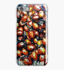 ladybirds iPhone Case/Skin