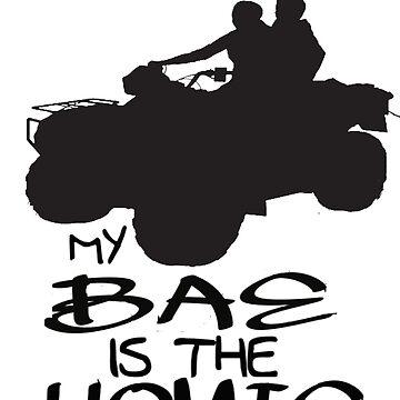 Bae is the Homie by datdirtystar