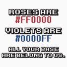 Geek Love Poetry by slicepotato