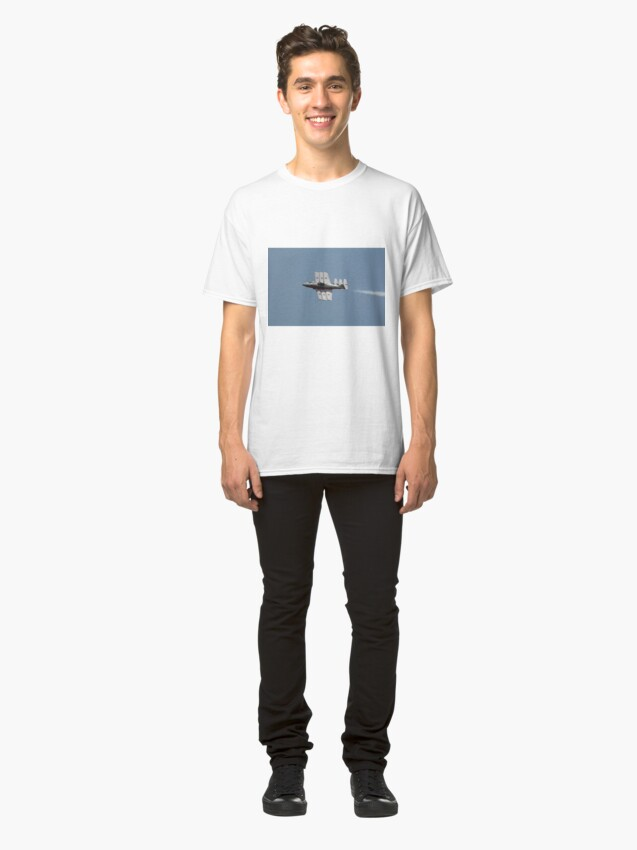 Alternate view of 3 by 3  Classic T-Shirt